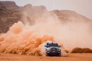 #340 Toyota Auto Body: Akira Miura, Laurent Lichtleuchter