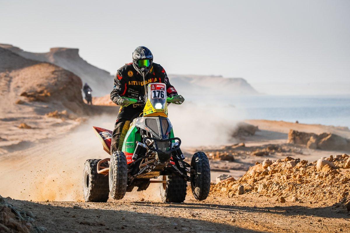 #176 Story Racing S.R.O. Yamaha: Laisvydas Kancius