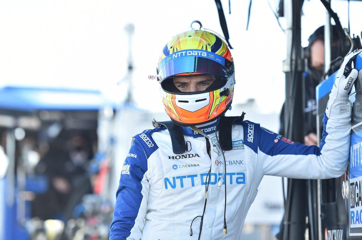 Álex Palou, Chip Ganassi Racing Honda