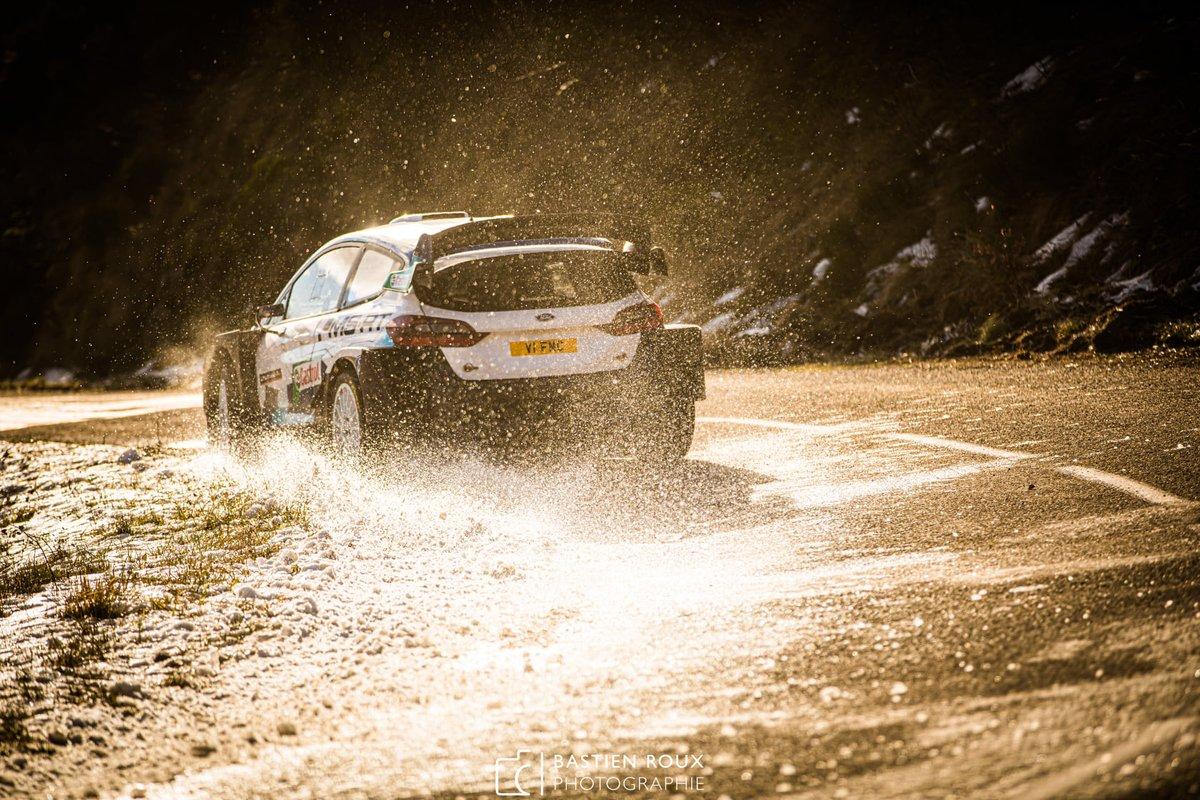M-Sport Ford WRT. Экипажи на неполном расписании