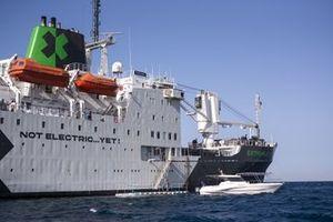 St Helena vrachtschip