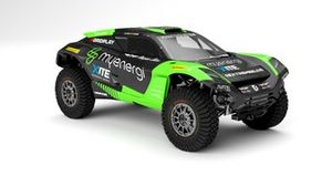 Hispano-Suiza Xite Energy Team - Oliver Bennett, Christine Giampaoli Zonca