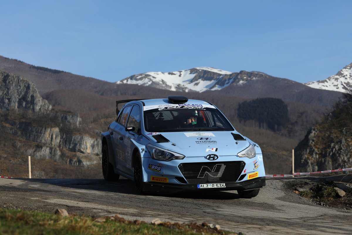 Craig Breen, Paul Nagle, Hyundai Motorsport, Hyundai i20 R5