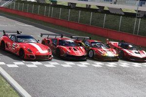 Ferrari eSport Series all cars