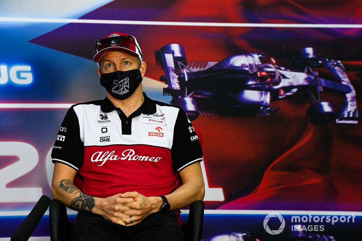 Kimi Räikkönen (Alfa Romeo): 4 Punkte