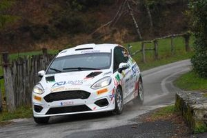 Francesco Lovati, Giacomo Ciucci, Gass Racing, ACI Team Italia, Ford Fiesta Rally4