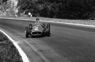 Хуан-Мануэль Фанхио, Maserati 250F