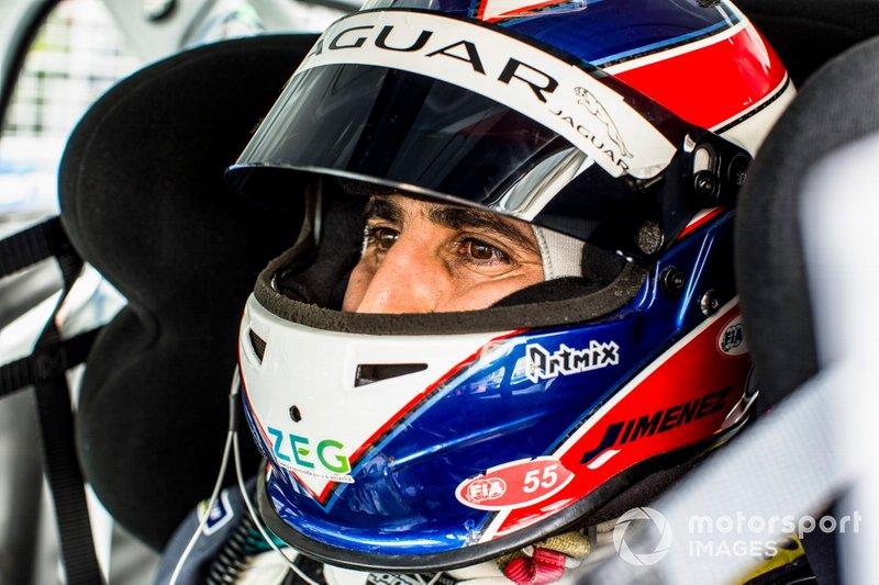 Sérgio Jimenez, Jaguar Brazil Racing