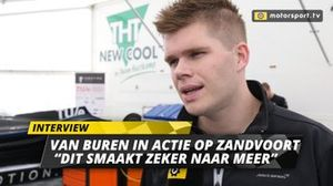 Rudy van Buren interview Jumbo Racedagen 2019