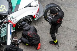 Автомобиль Alfa Romeo Giulietta Veloce TCR Ма Циньхуа, Team Mulsanne