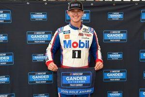 Ganador de la pole Todd Gilliland, Kyle Busch Motorsports, Toyota