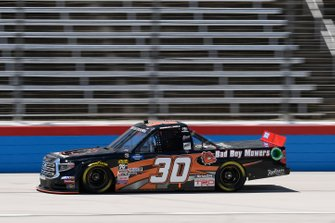 Brennan Poole, On Point Motorsports, Toyota Tundra Bad Boy Mowers