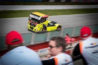 Anthony Janiec, Lion Truck Racing