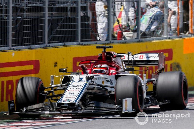 Kimi Raikkonen, Alfa Romeo Racing, 8 puan