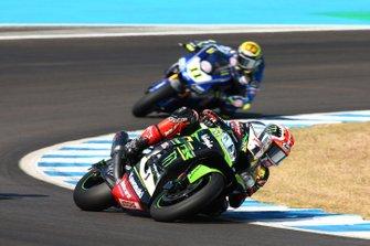 Jonathan Rea, Kawasaki Racing, Sandro Cortese, GRT Yamaha WorldSBK