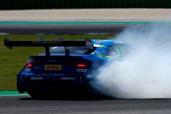 Robin Frijns, Audi Sport Team Abt Sportsline, Audi RS5 DTM spins