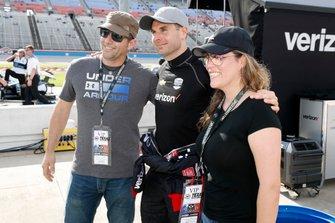 Will Power, Team Penske Chevrolet, fans
