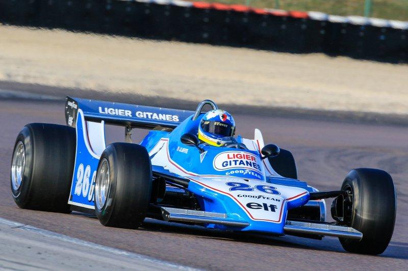 Ligier #26 de Jacques Laffite