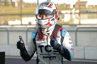 Polesitter Tadasuke Makino, Nakajima Racing