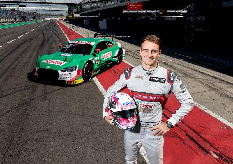 Ніко Мюллер, Audi RS 5 DTM