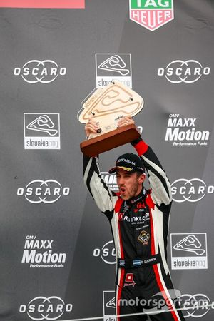 Podyum: Esteban Guerrieri, ALL-INKL.COM Münnich Motorsport Honda Civic Type R TCR