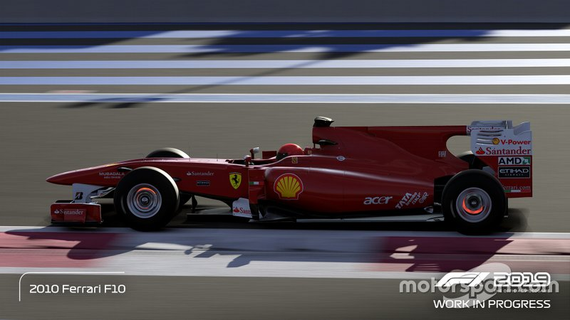 Ferrari de 2010