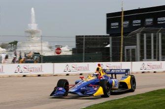 Marcus Ericsson, Arrow Schmidt Peterson Motorsports Honda2