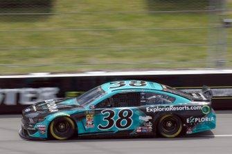 David Ragan, Front Row Motorsports, Ford Mustang ExploriaResorts.com