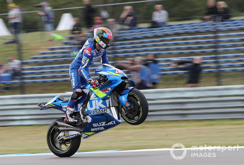 #10 Álex Rins (Team Suzuki MotoGP)