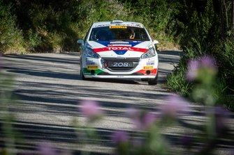 Tommaso Ciuffi, Nicolo Gonella, Peugeot 208 R2