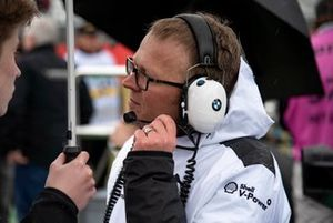 Stefan Reinhold, BMW Team RMG, takım başkanı