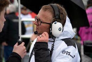 Stefan Reinhold, BMW Team RMG, team head