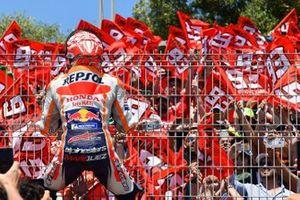 Победитель Марк Маркес, Repsol Honda Team