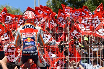 Winnaar Marc Marquez, Repsol Honda Team