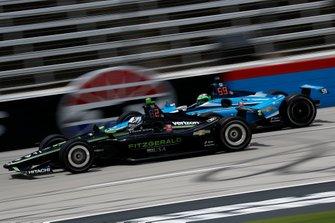 Josef Newgarden, Team Penske Chevrolet, Conor Daly, Carlin Chevrolet