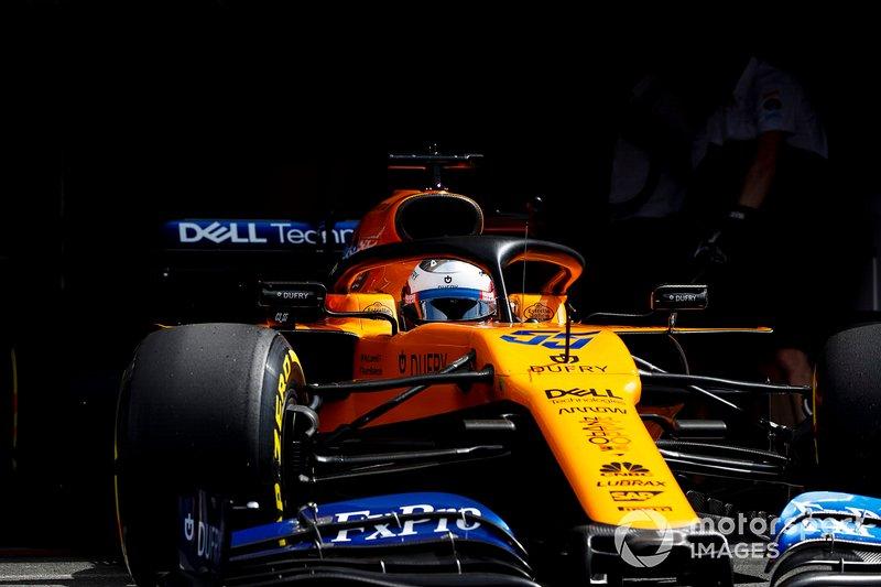 6: Carlos Sainz Jr., McLaren MCL34, 1'29.522