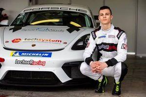 Mateusz Kaprzyk, Porsche Cayman Clubsport GT4 Porsche Sprint Challenge Central Europe