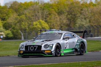 #107 Bentley Team M-Sport Bentley Continental GT3: Jordan Pepper, Jules Gounon, Steven Kane