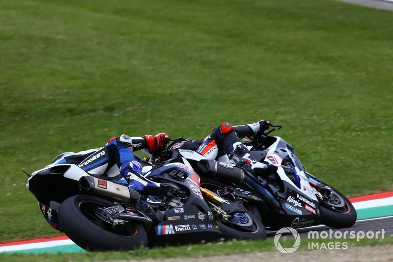 Jordi Torres, Team Pedercini, Markus Reiterberger, BMW Motorrad WorldSBK Team
