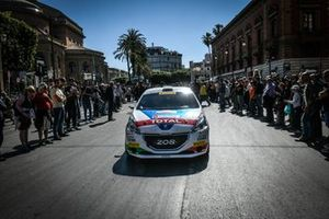 Tommaso Ciuffi, Niccolò Gonella, Peugeot 208 R/R2B