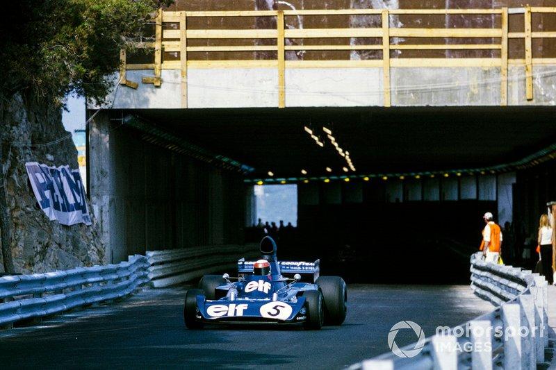 GP de Mónaco 1973