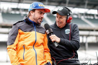 Indy 500 teszt