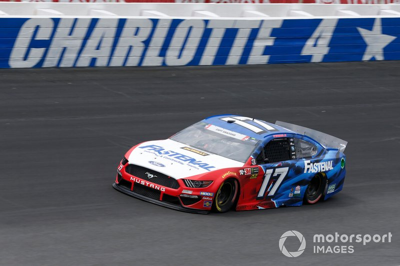 5. Ricky Stenhouse Jr., Roush Fenway Racing, Ford Mustang