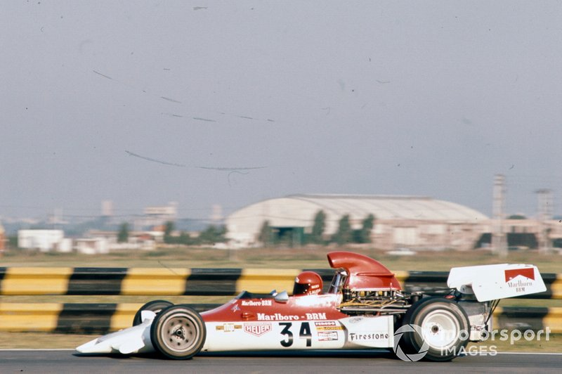 1973 : BRM P160C