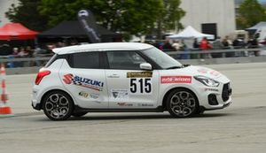 Marcel Muzzarelli, Suzuki Swift Sport
