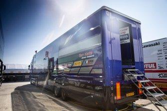 Ten Kate race trucks