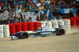 David Coulthard, Williams FW17