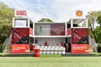 Shell House at the F1 Grand Prix of Canada