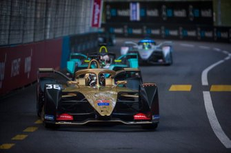 Andre Lotterer, DS TECHEETAH, DS E-Tense FE19 Alex Lynn, Panasonic Jaguar Racing, Jaguar I-Type 3
