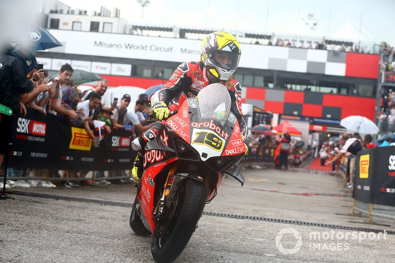 3. Alvaro Bautista, Aruba.it Racing-Ducati Team
